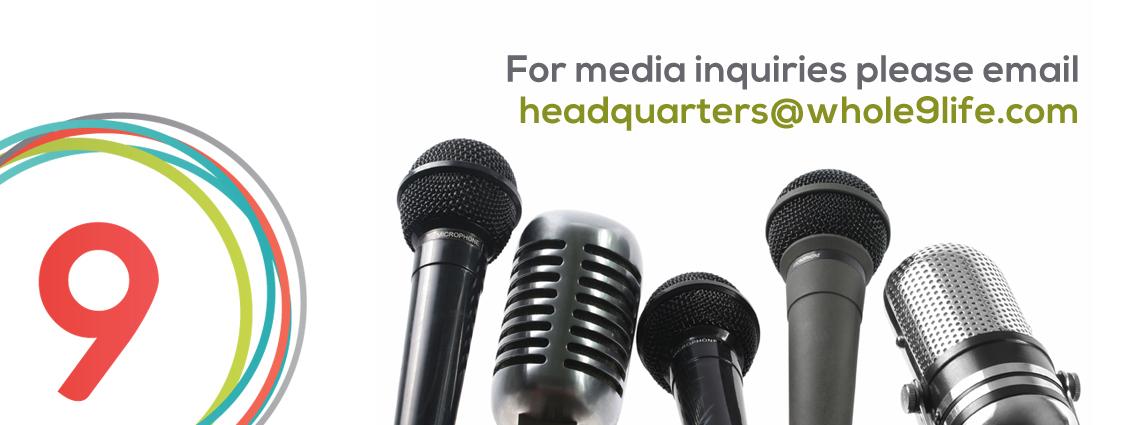 W9 Media Page Header