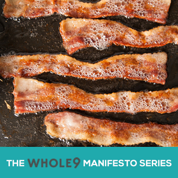 Bacon Manifesto
