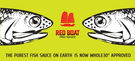 Boat Fish Sauce on Whole30 Approved Red Boat Fish Sauce