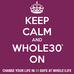 Whole30 Facebook profile