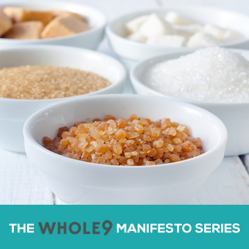 Sugar Manifesto