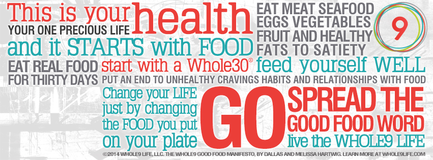 facebook cover image it starts with food