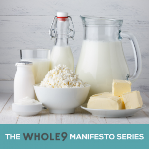 whole30 dairy info