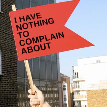 complaining habit help