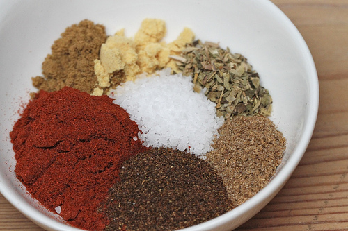 herbs and spices while pregnant