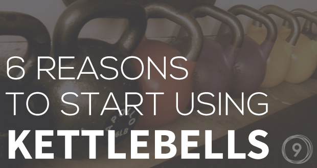 6 reasons to start using kettlebells via Whole9life.com