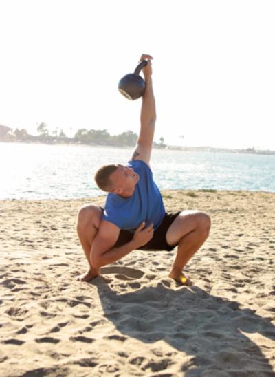kettlebell flexibility