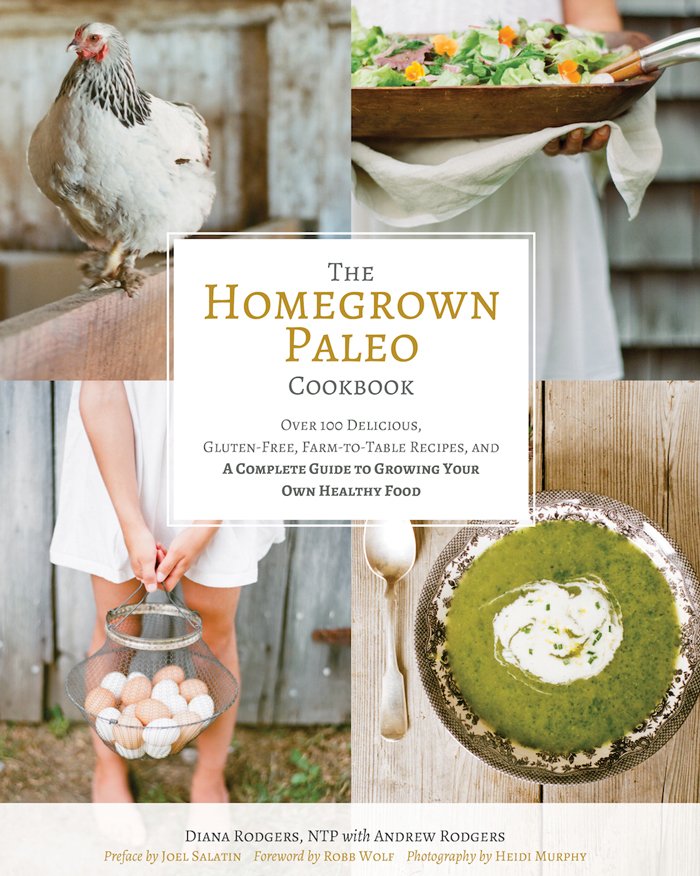 homegrown paleo cook book
